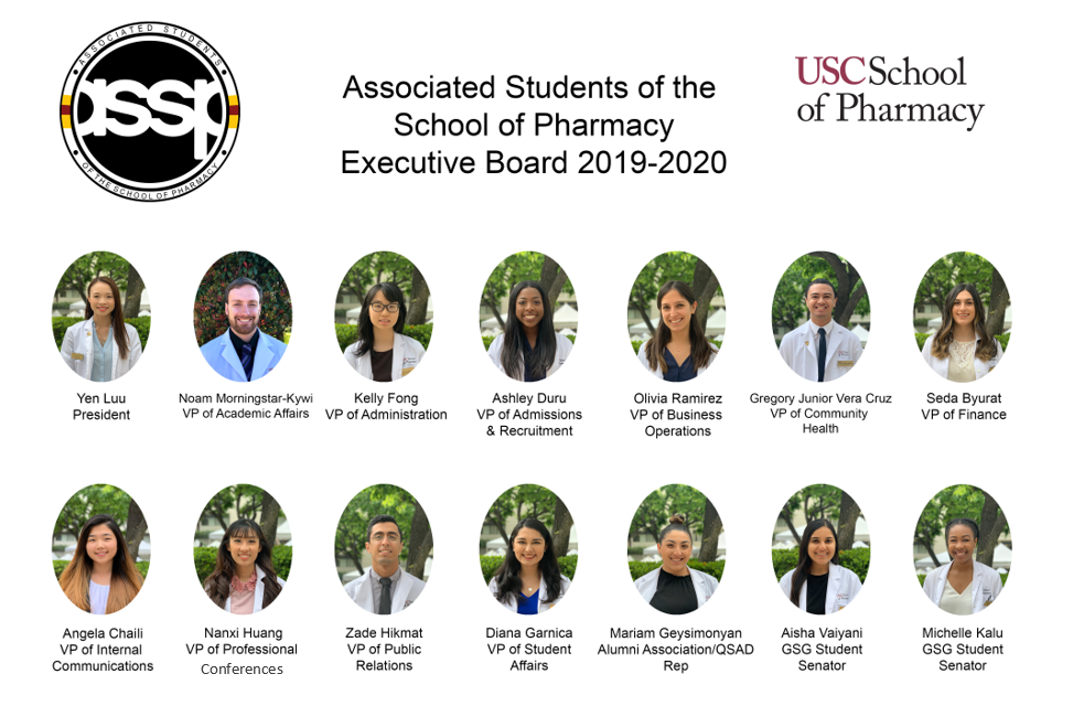 USC ASSP – USC Associated Students of the School of Pharmacy